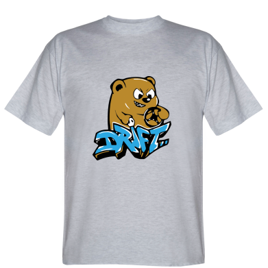 Футболка Drift Bear