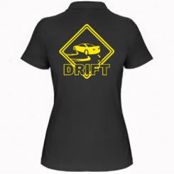Купити Жіноча футболка поло Drift