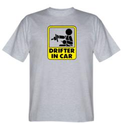 Футболка Drifter in Car