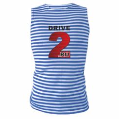 Майка-тільняшка Drive2.ru