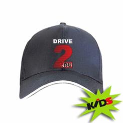 Дитяча кепка Drive2.ru