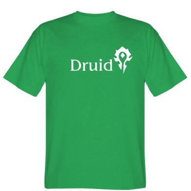 Футболка Druid Orc