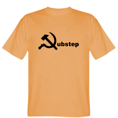 Футболка Dub Step Серп