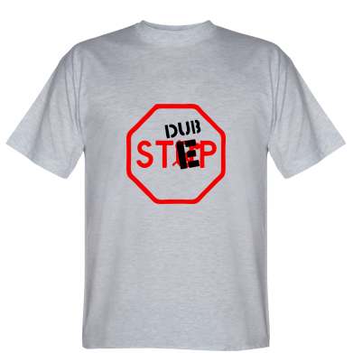 Футболка Dub Step Знак