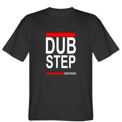 Футболка Dub Step