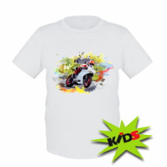 Дитяча футболка Ducati Art