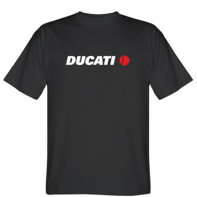 Футболка Ducati