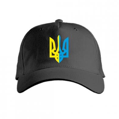 Купити Кепка Двокольоровий герб України