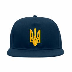 Снепбек Двокольоровий герб України