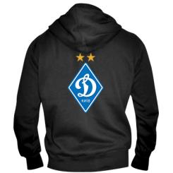 Купити Чоловіча толстовка на блискавці Dynamo Kiev