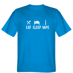 Футболка Eat, Sleep, Vape