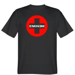Футболка Eminem Червоний хрест