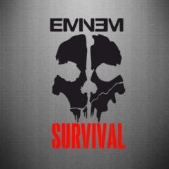 Купити Наклейка Eminem Survival