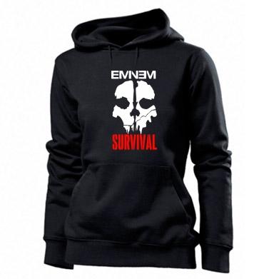 Купити Толстовка жіноча Eminem Survival