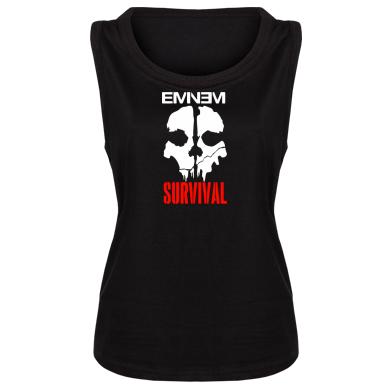 Купити Майка жіноча Eminem Survival
