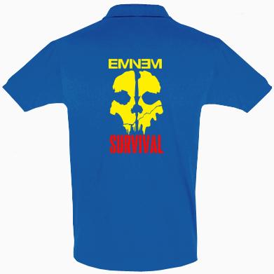 Купити Футболка Поло Eminem Survival
