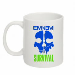 Купити Кружка 320ml Eminem Survival