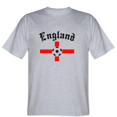 Футболка Англія