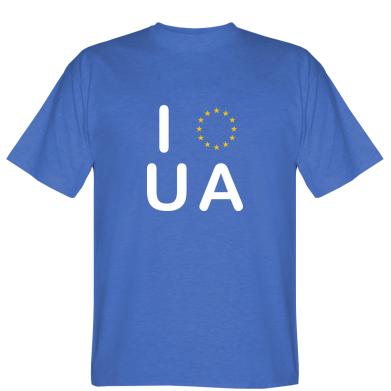 Футболка Euro UA