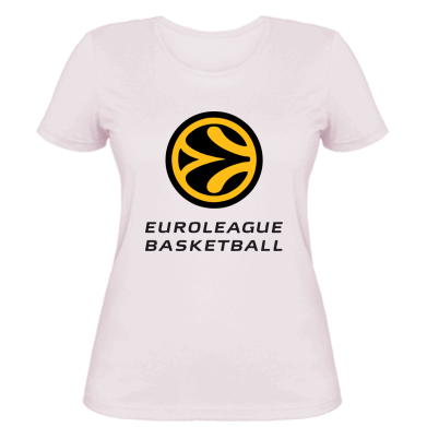 Жіноча футболка Euroleague Basketball