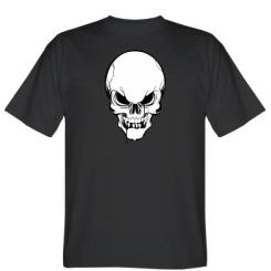 Футболка Evil skull