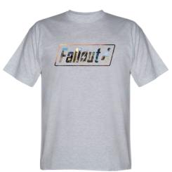 Футболка Fallout Main Logo