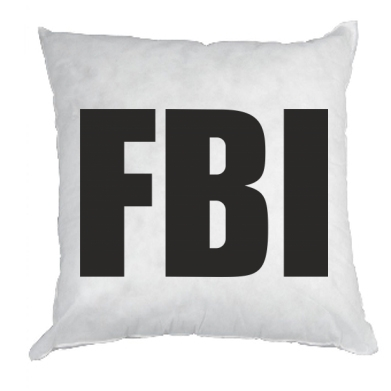Купити Подушка FBI (ФБР)
