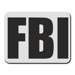 Купити Килимок для миші FBI (ФБР)