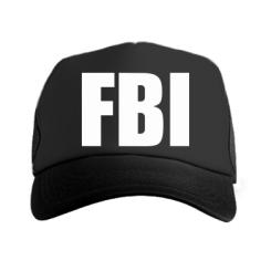 Купити Кепка-тракер FBI (ФБР)