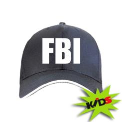 Купити Дитяча кепка FBI (ФБР)