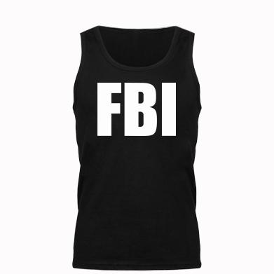 Купити Майка чоловіча FBI (ФБР)