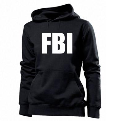 Купити Толстовка жіноча FBI (ФБР)