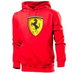 Толстовка Ferrari 3D Logo