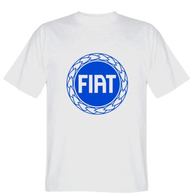 Футболка Fiat logo