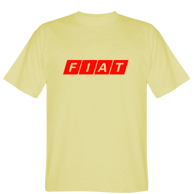 Футболка Fiat