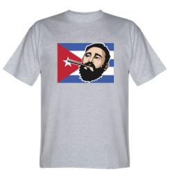 Футболка Fidel Castro Art