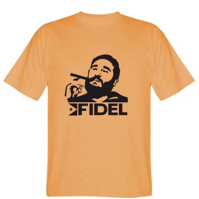 Футболка Fidel Castro
