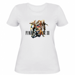 Жіноча футболка Final Fantasy XII persons