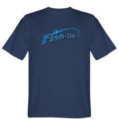 Футболка Fish-on