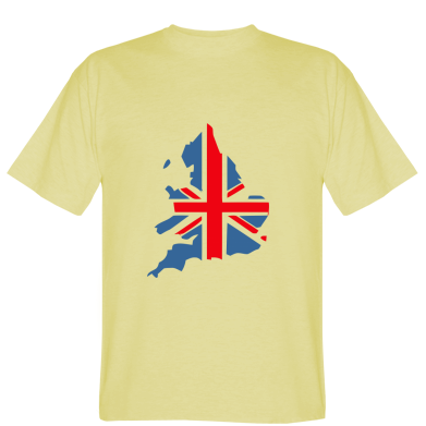 Футболка Прапор Англії