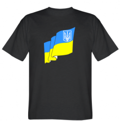Футболка Прапор з Гербом України