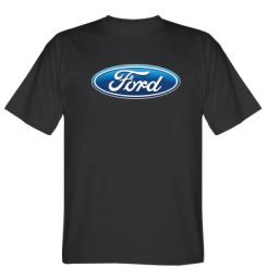 Футболка Ford 3D Logo