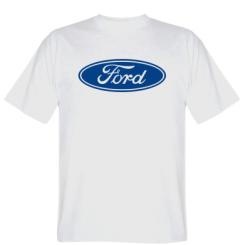 Футболка Ford Logo