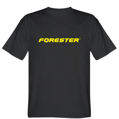 Футболка FORESTER