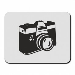 Коврик для мыши Фотоаппарат