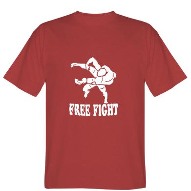 Футболка Free Fight