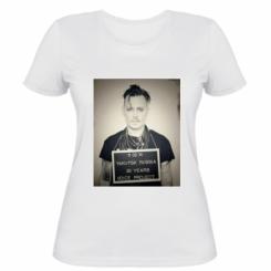 Жіноча футболка FreeSentsov