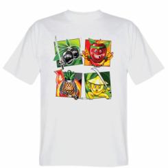 Футболка Fruit Ninja