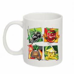 Кружка 320ml Fruit Ninja