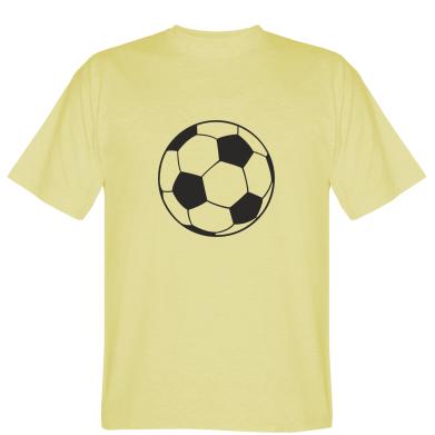 Футболка Футбольний м'яч
